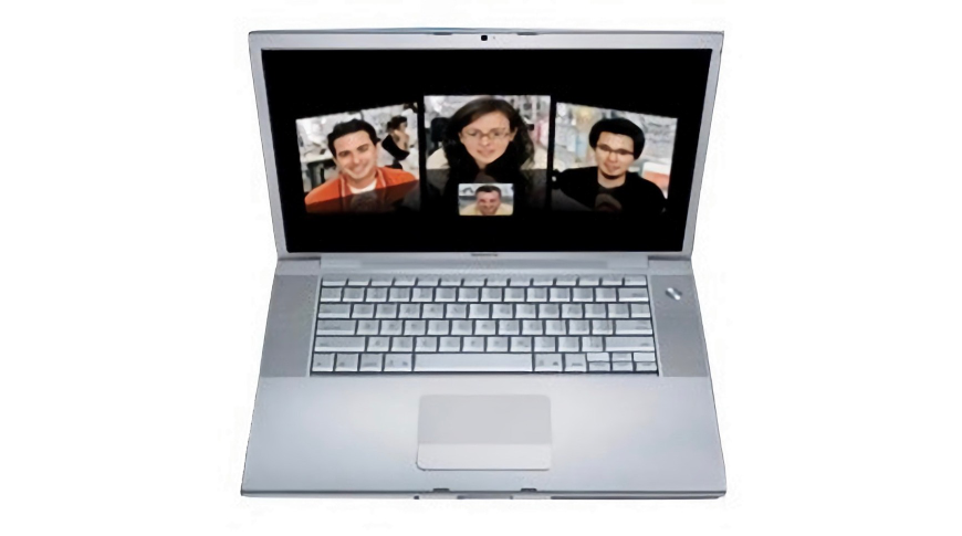 The first MacBook Pro featured a nearly identical design to the PowerBook G4.