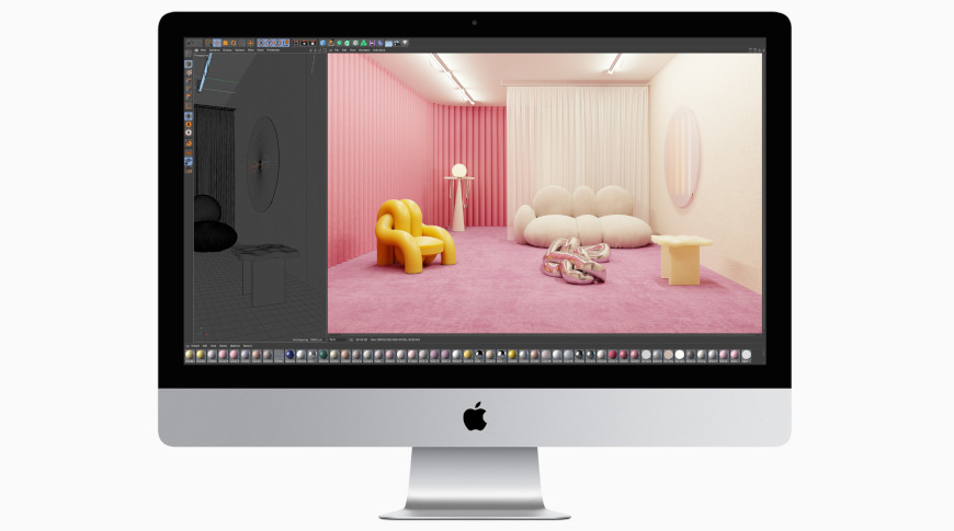 Apple's 27-inch iMac for 2020