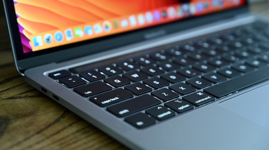 13-inch MacBook Pro with Magic Keyboard