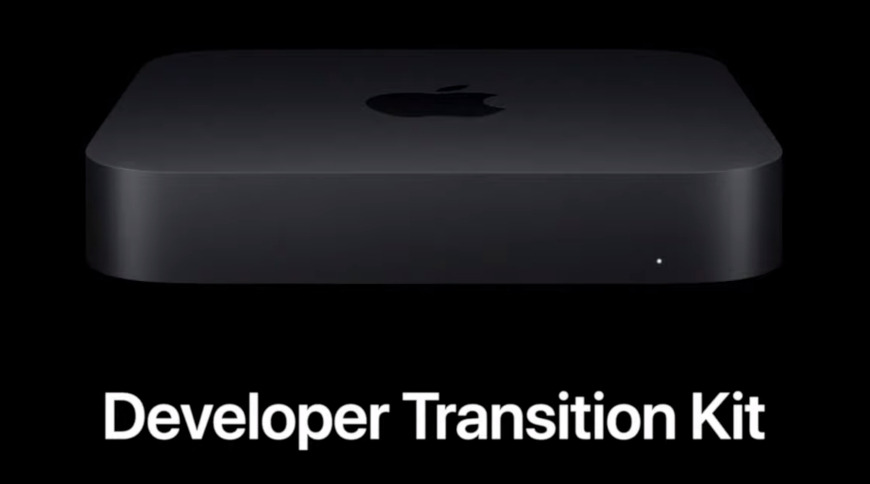 Apple's hardware kit for bringing Intel-based apps to Apple Silicon