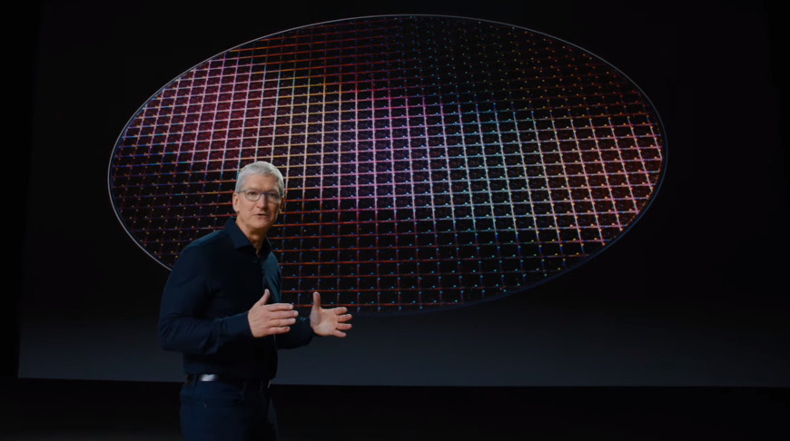 Tim Cook explains Apple's transition from Intel-based Macs