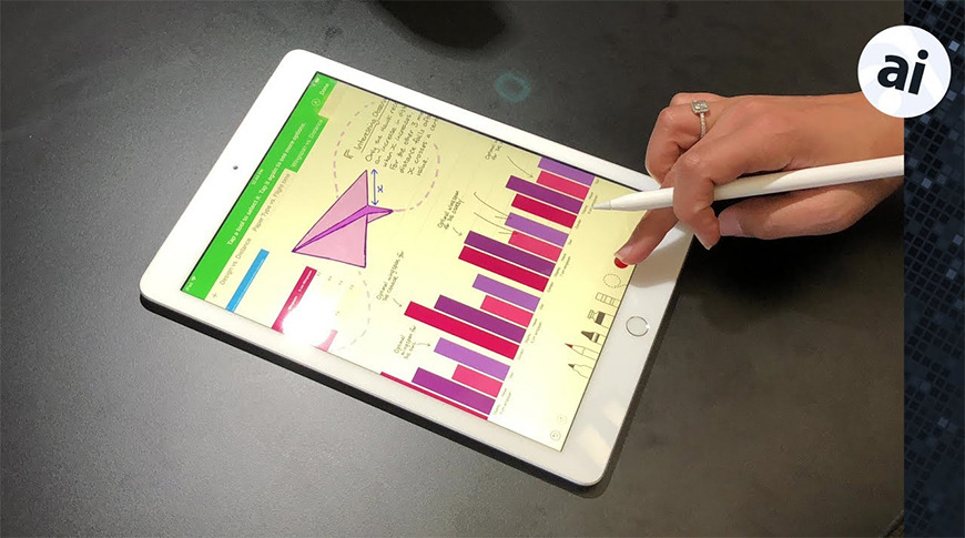 Pages on iPadOS allows you to draw, shade, annotate, and animate with the Apple Pencil