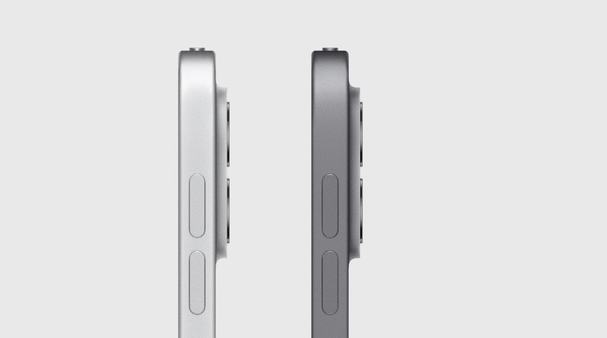 The fourth-generation iPad Pro may foreshadow the new iPhones' design