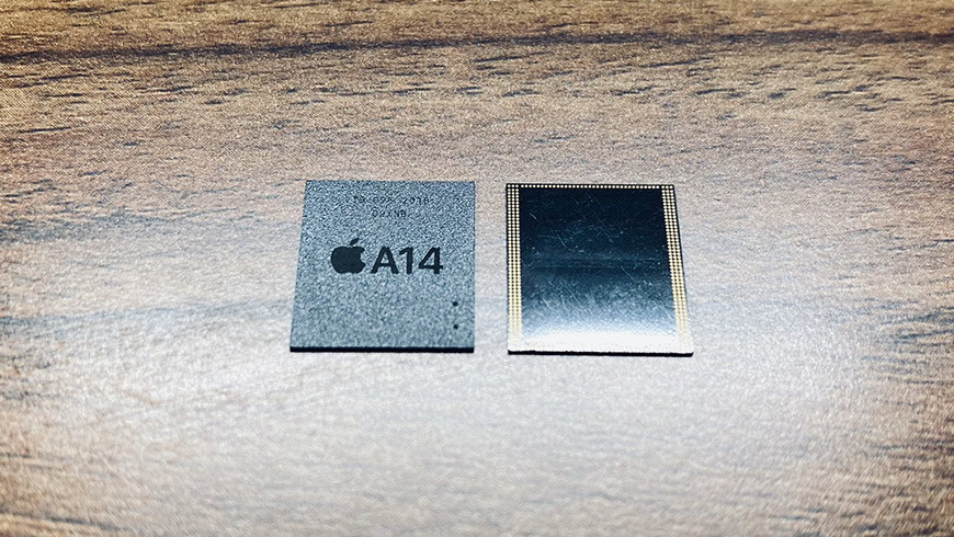 Leaks suggest an A14 chip in the next iPad Air (image: Mr·white)