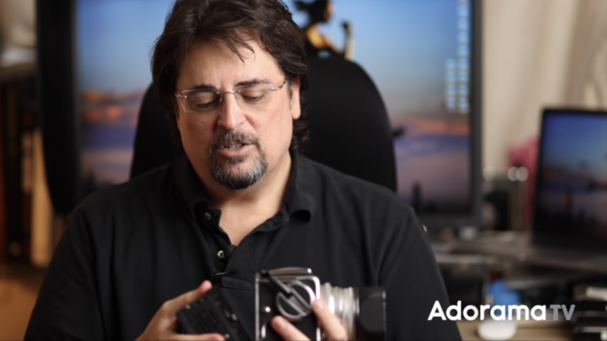 Online tutorials are one of the ways Adorama connects leading creators' knowledge with the community