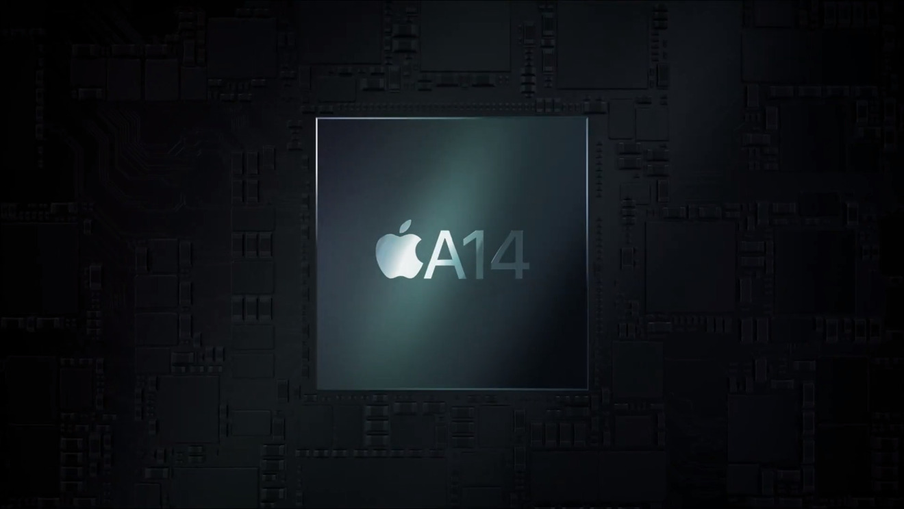 The iPad Air 4 marks the debut of the new A14 chip