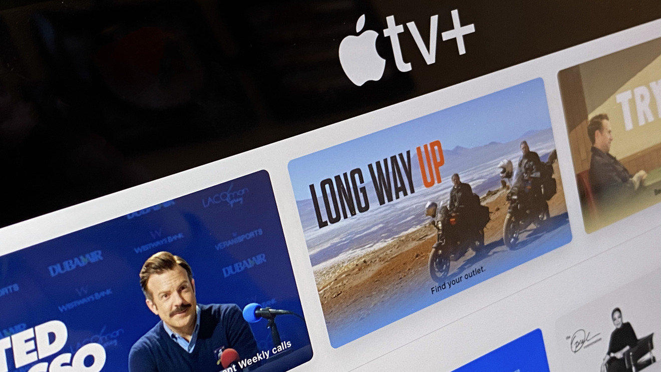 Apple TV+ offers original video content