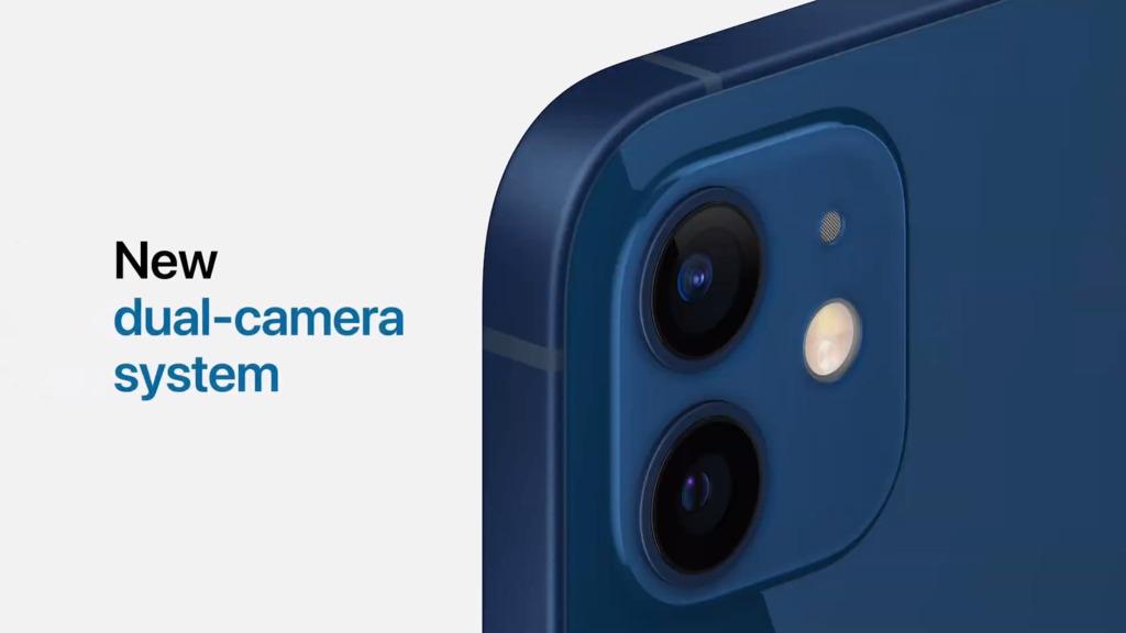 Yeni 7 bileşenli lens ve daha iyi görüntü işleme, çok daha gelişmiş bir kamera sağlar