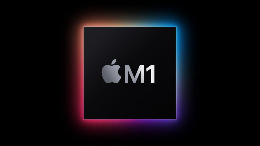 The Apple M1 chip powers the late-2020 Mac updates