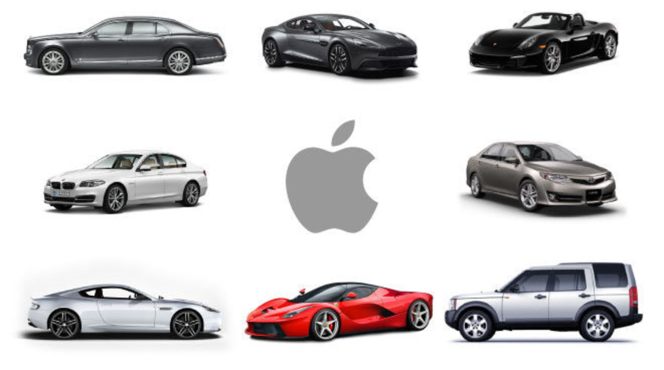 A car owned by an Apple executive could influence the Apple Car design