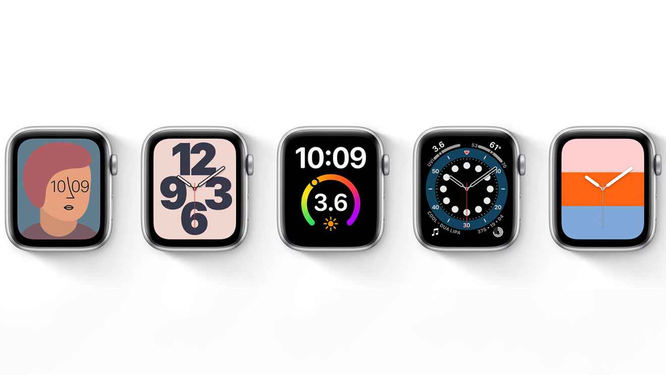 watchOS is the operating system built for your wrist