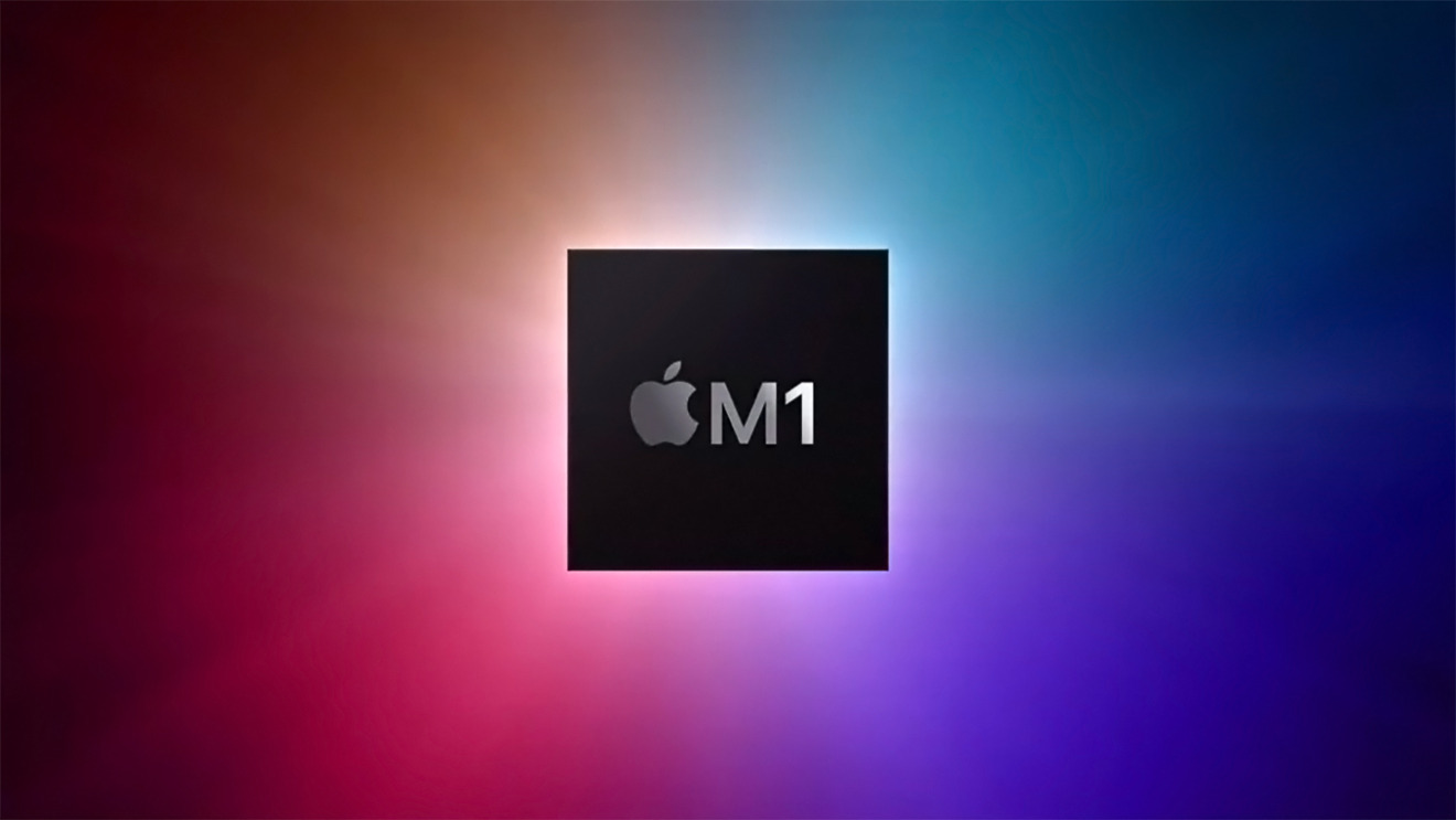 Apple's M1 chip powering the new Macs