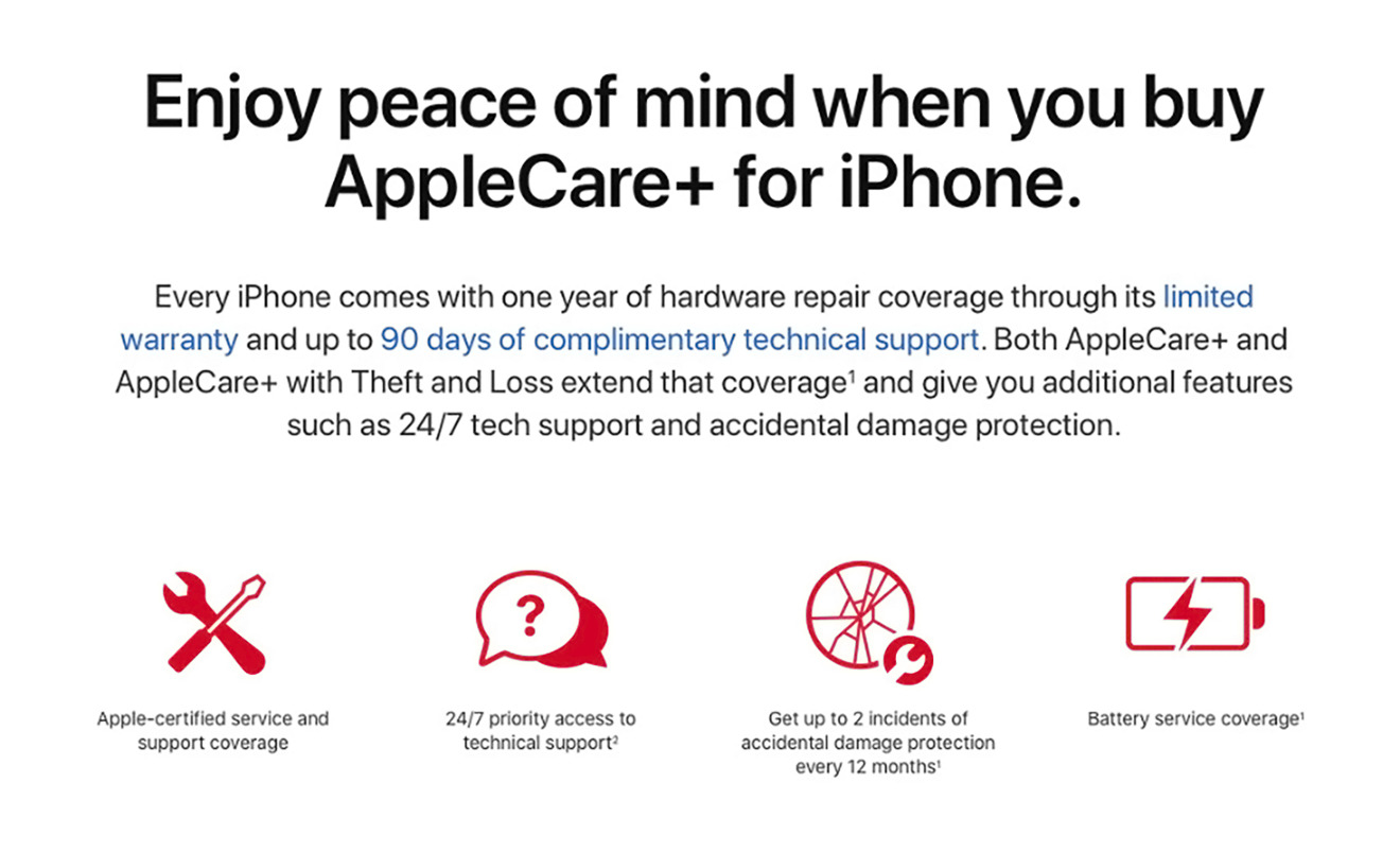 Beyond specific repair figures, it is worth something to know that you're covered by AppleCare+