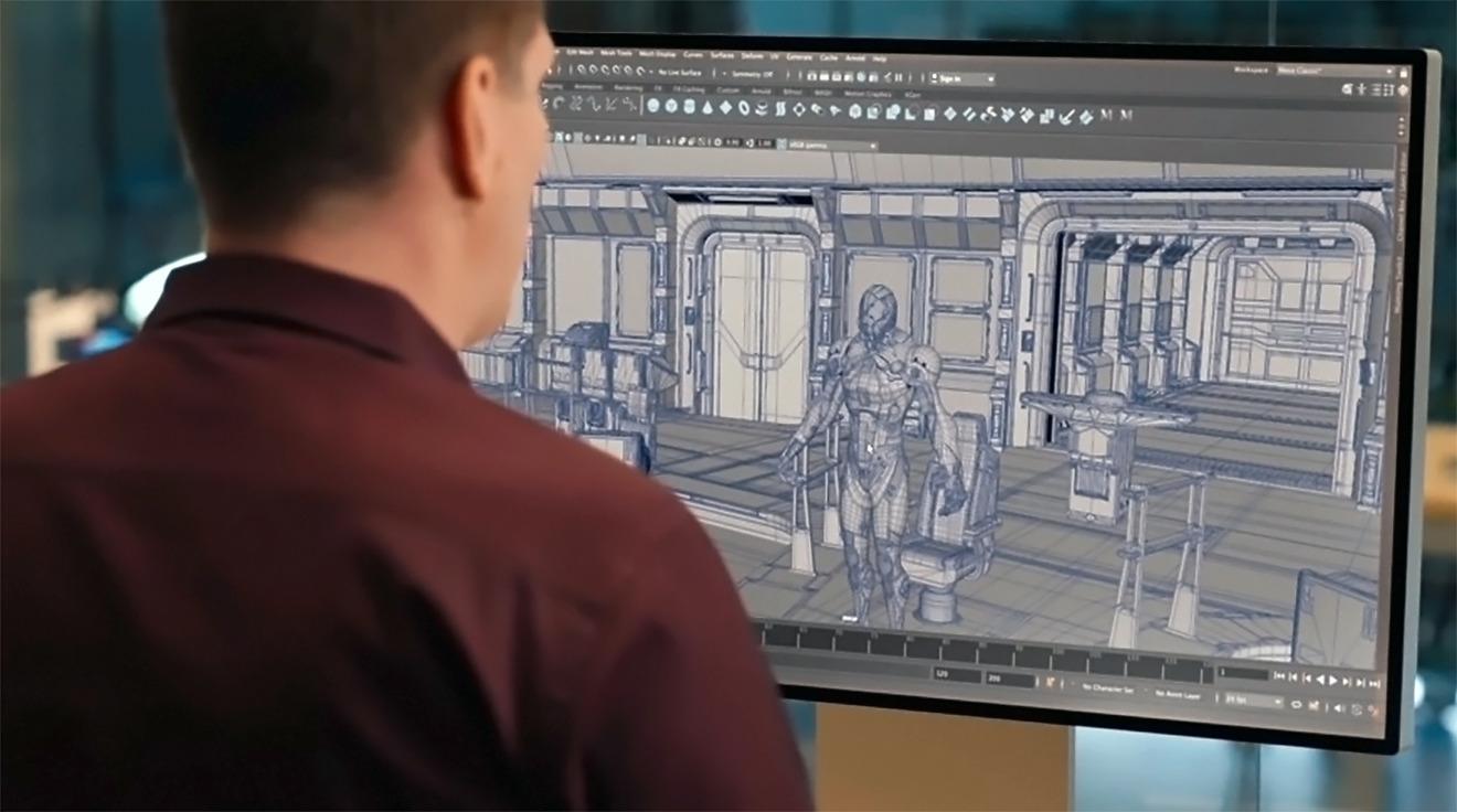 Maya for Mac using Rosetta 2