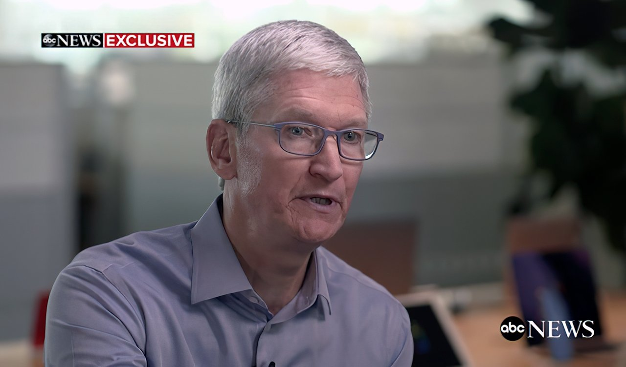 Tim Cook is now regularly interviewed on social issues
