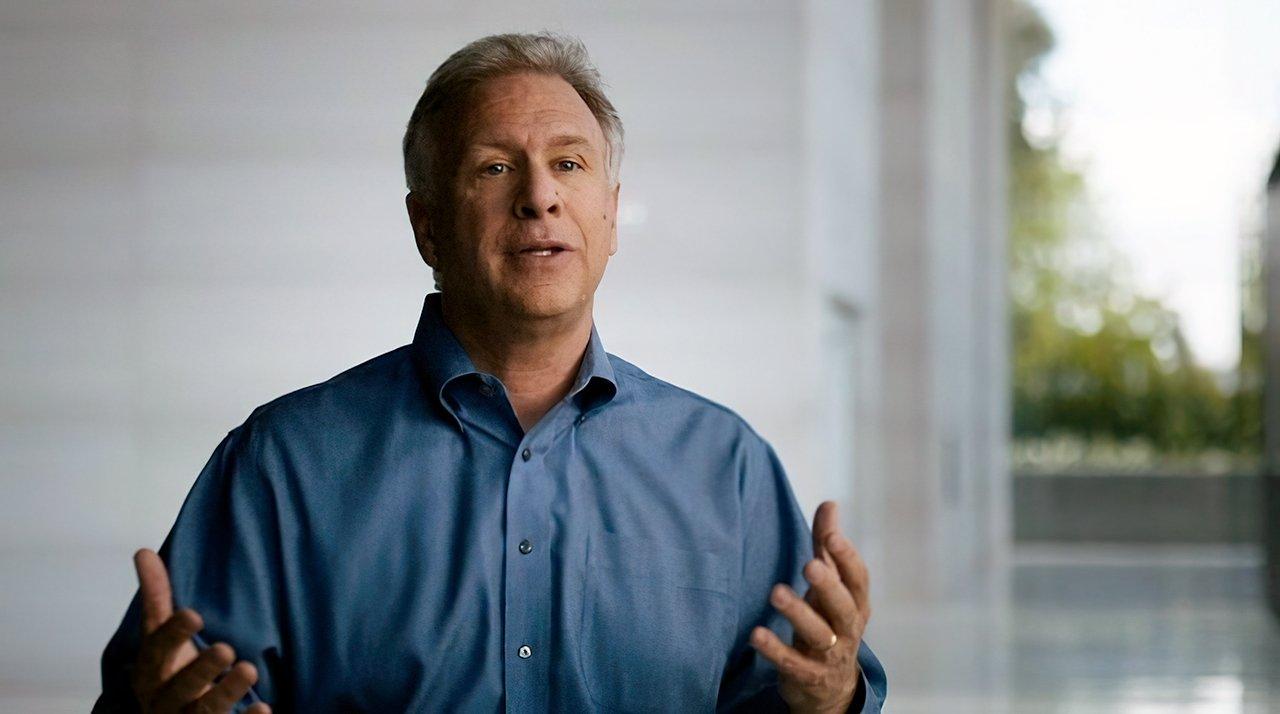 Phil Schiller; SVP of Worldwide Marketing