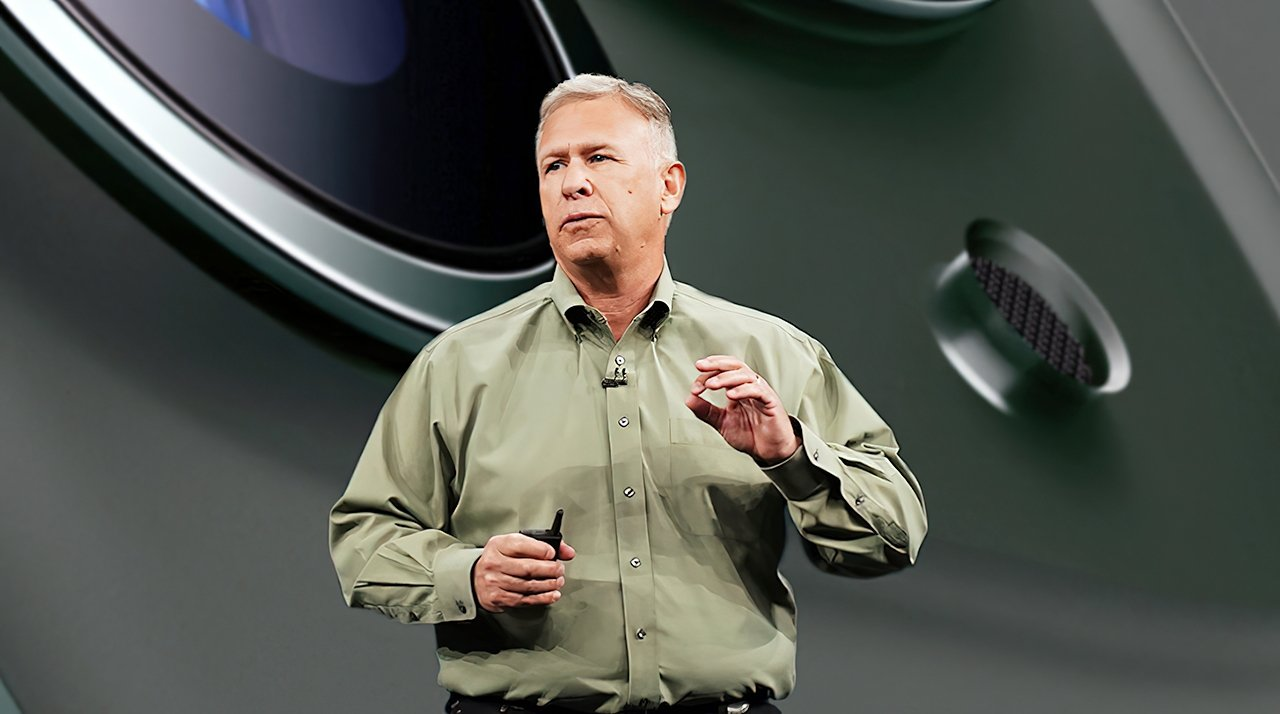 Phil Schiller still supervises the App Store and Apple events as an Apple Fellow