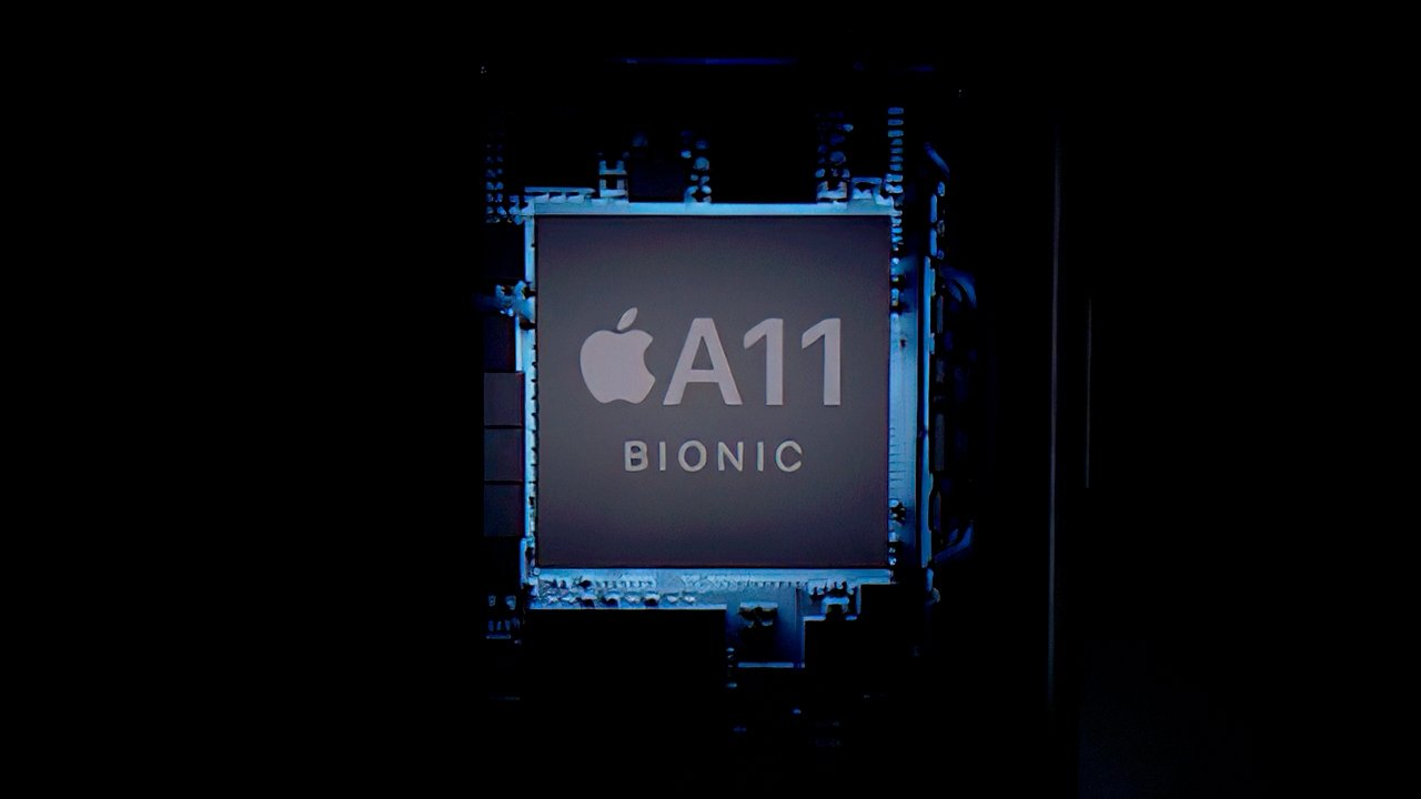 The A11 Bionic powers Apple's 2017 flagships