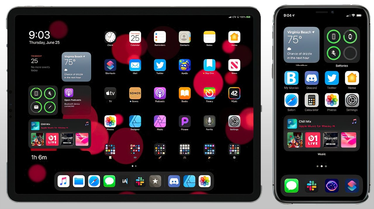 iOS 14 brings all new widgets to your home screen