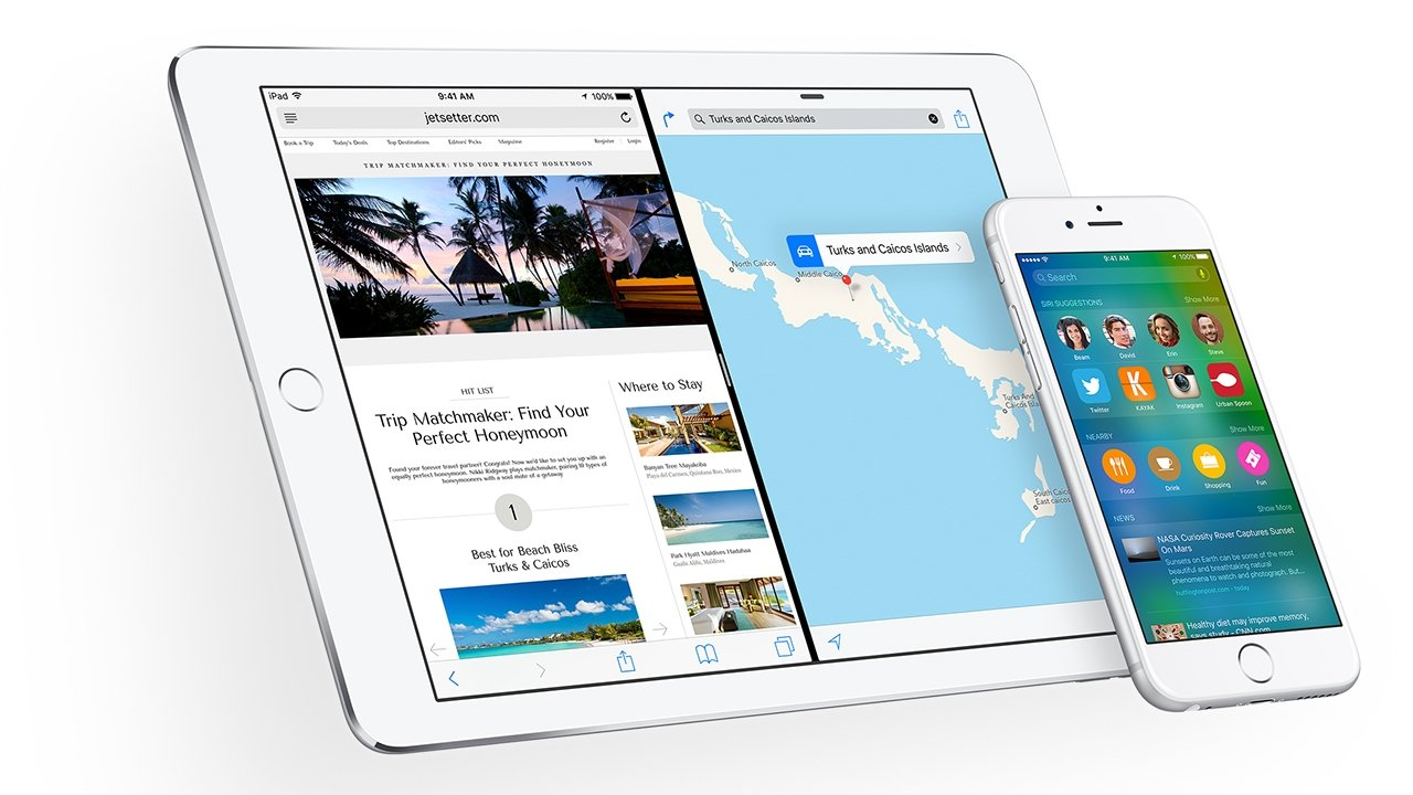 September 2015 saw the launch of iOS 9