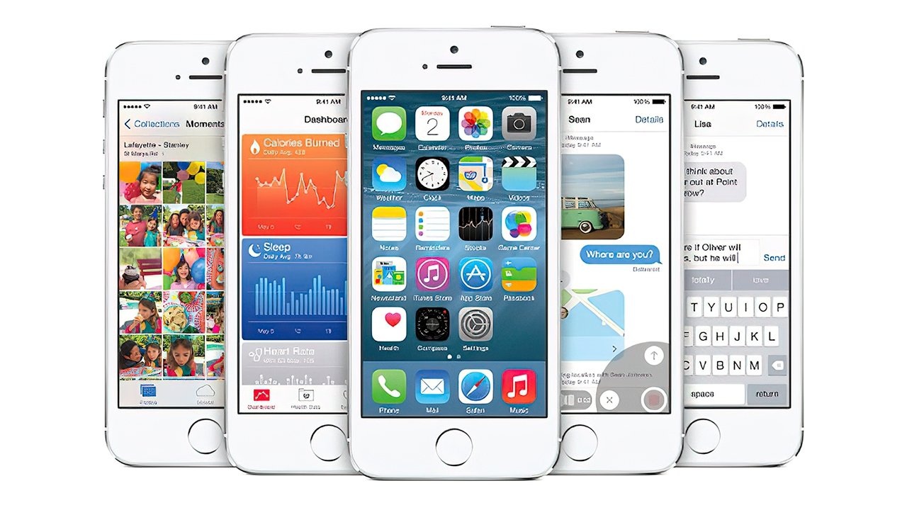 Apple announced the iOS 8 update at WWDC 2014; it released that September