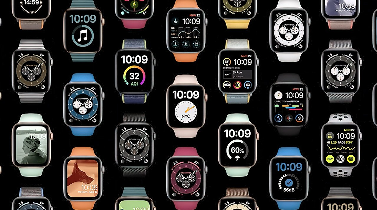 Apple announced watchOS 7 at WWDC 2020