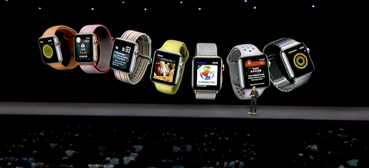 watchOS 5 added new health features, Podcasts, and Walkie-Talkie