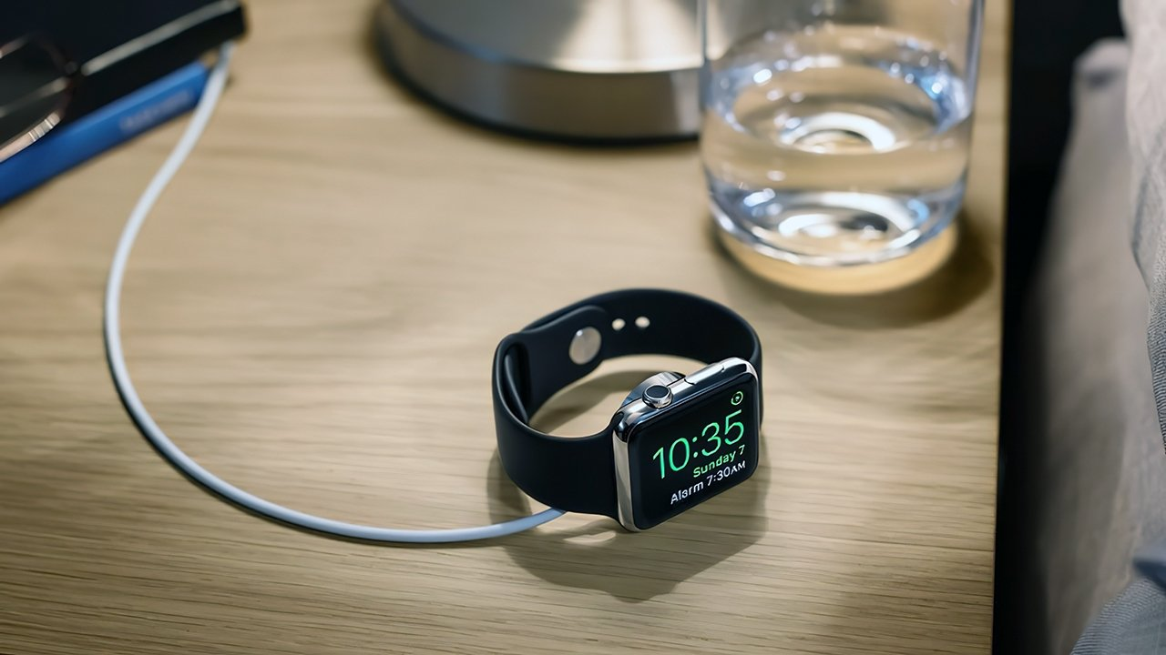 watchOS 2 added Nightstand Mode and other new features