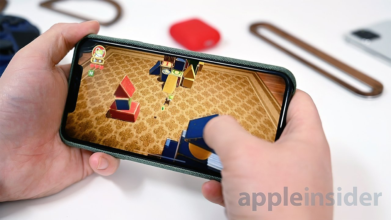 Apple Arcade is included in the Apple One Family and Premier plans