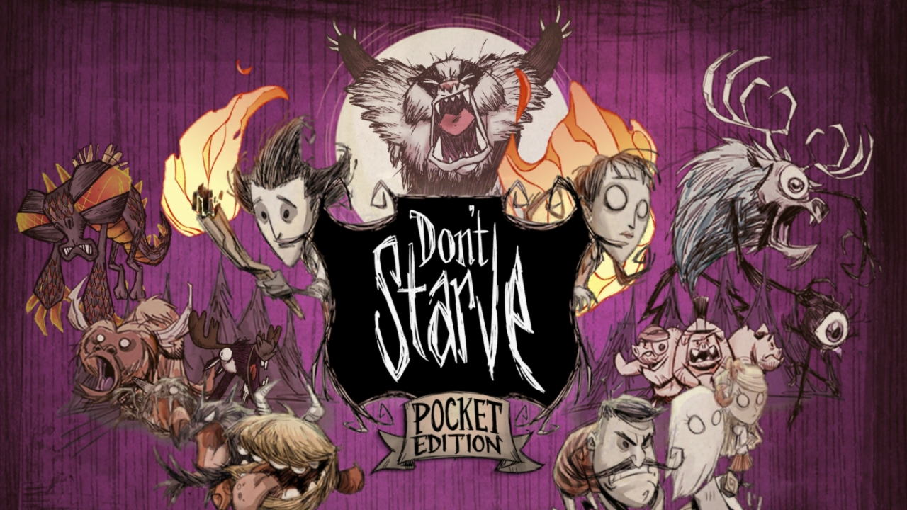 Don't Starve Pocket Edition+