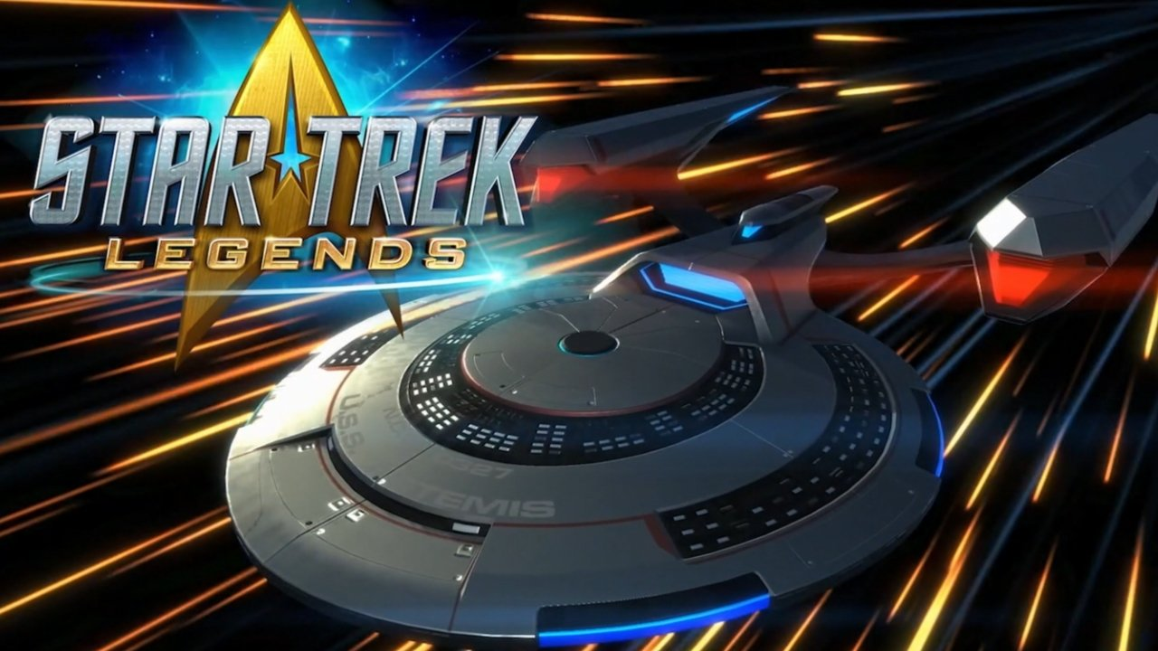 Star Trek Legends