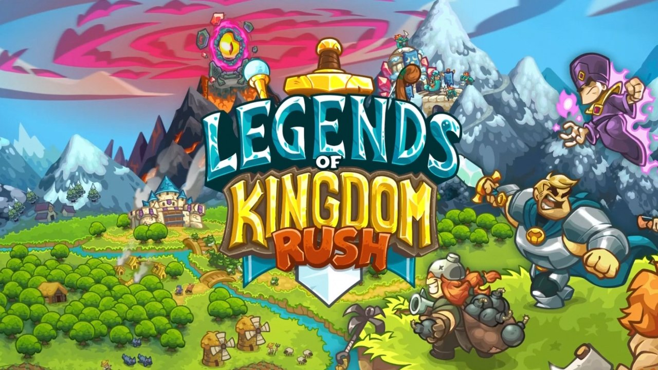 Legends of Kingdom Rush