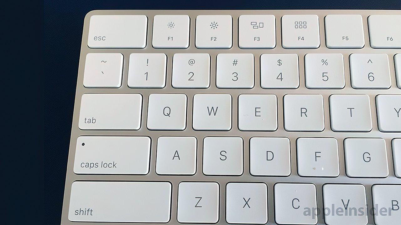 The Apple Magic Keyboard (wireless iMac accessory) costs $99