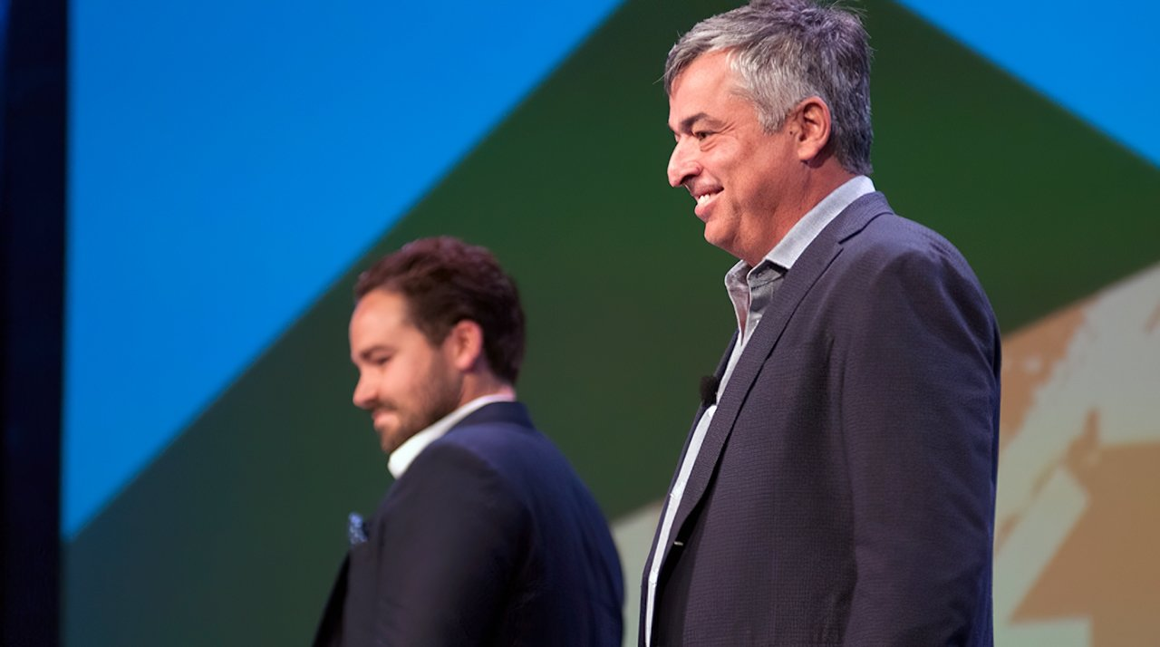 Eddy Cue appearing at South by Southwest in 2018