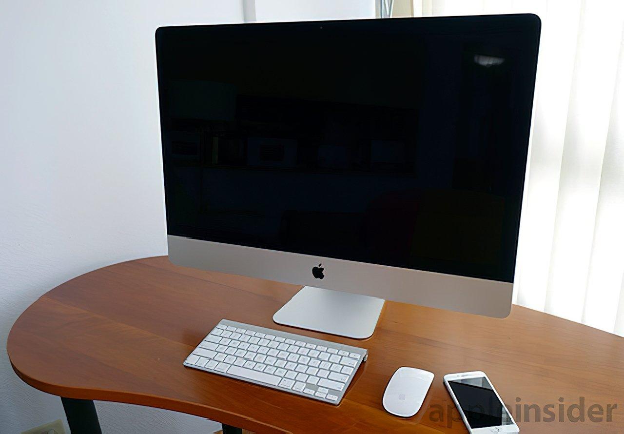 Apple's 2014 iMac 5K