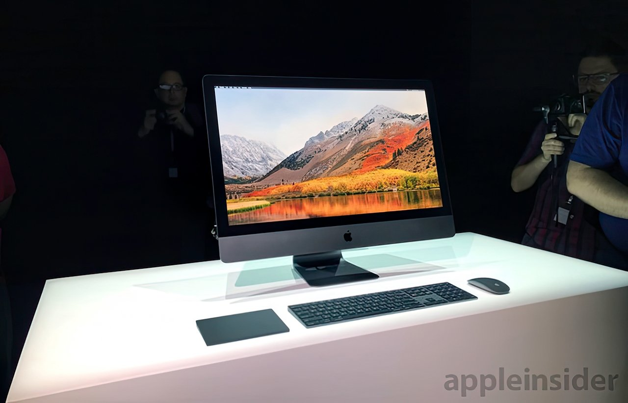 The iMac Pro is the bridge between professional and consumer