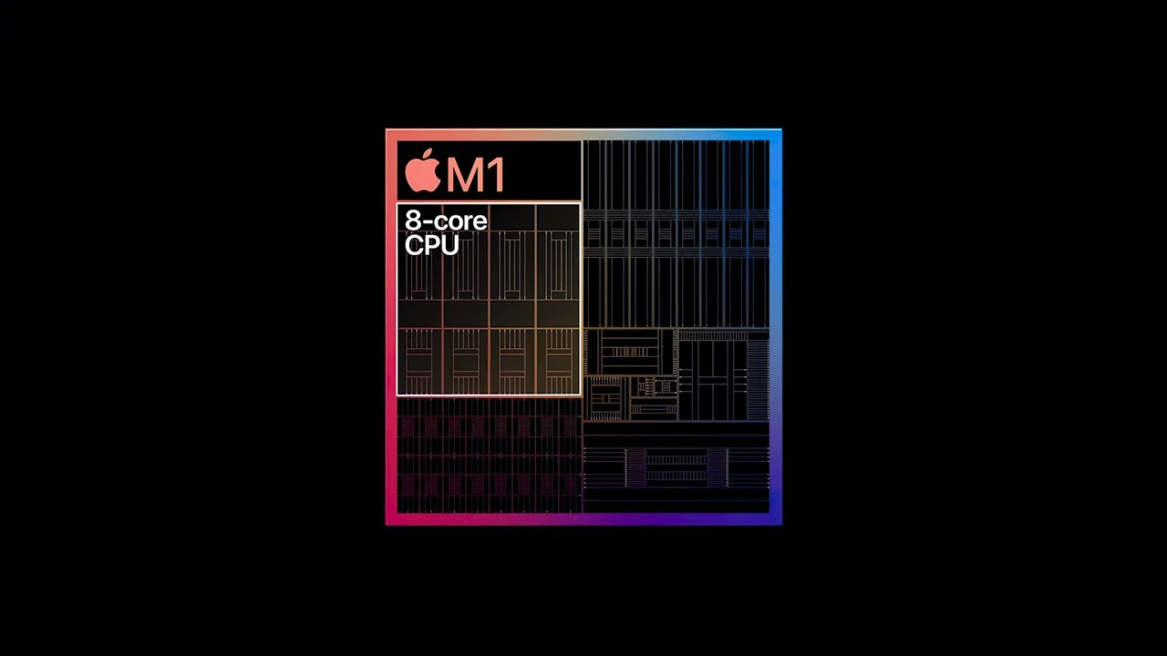 After launching in the late 2020 Mac lineup, the M1 chip arrives on the iPad Pro in 2021