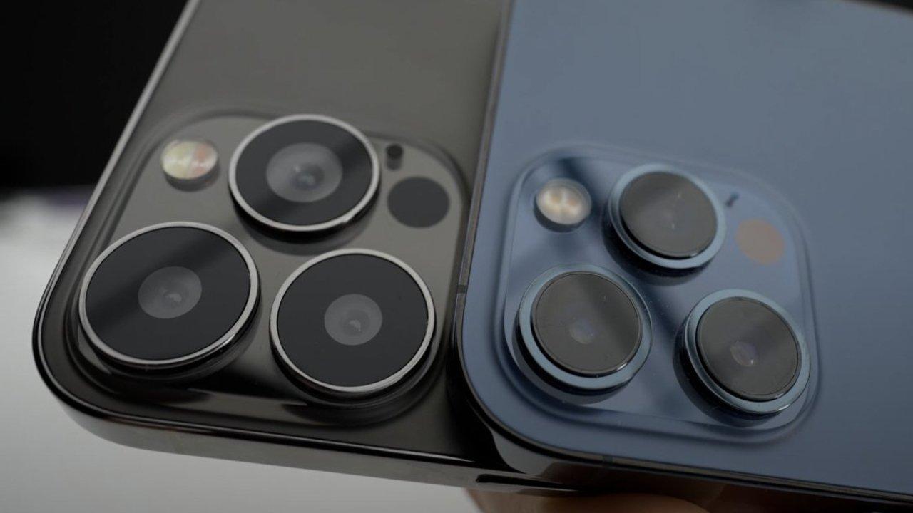 Dummy model of 'iPhone 13