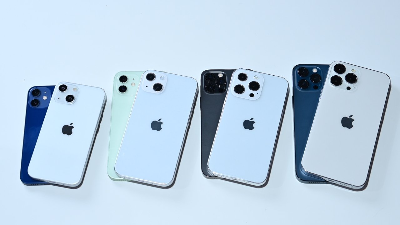 The biggest change from iPhone 12 to 'iPhone 13' design will be the camera bump