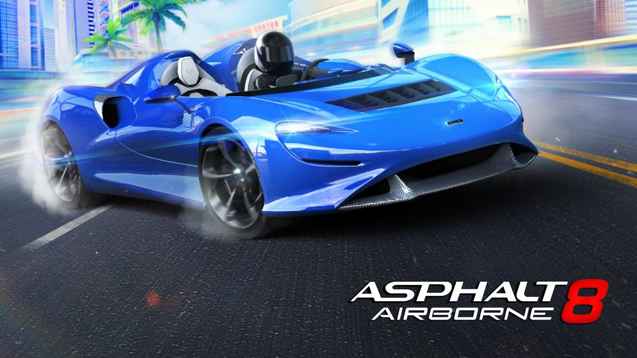 Asphalt 8: Airborne+