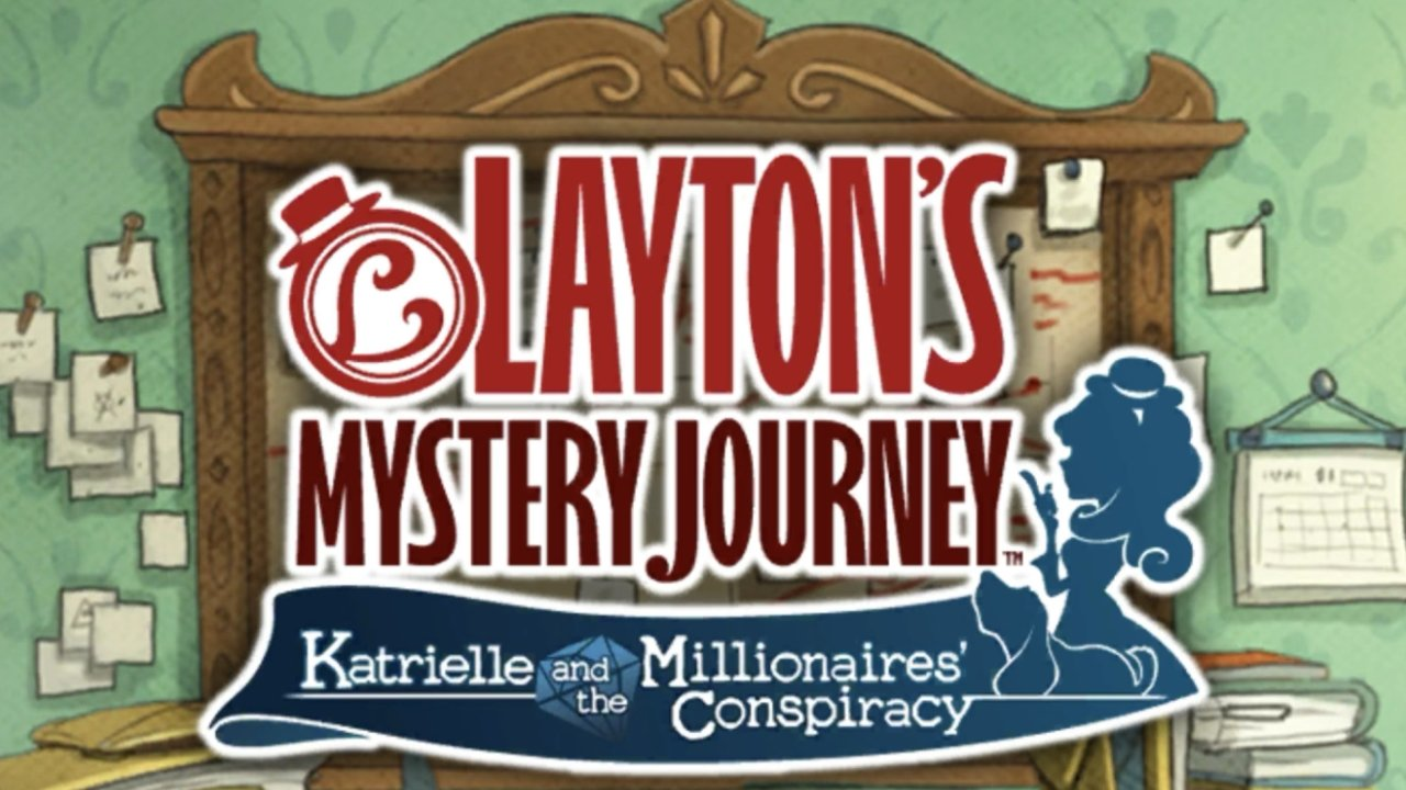 Layton's Mystery Journey+