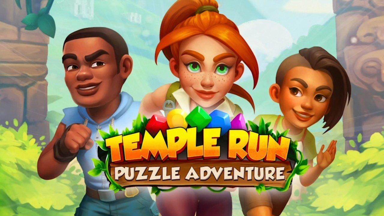Temple Run: Puzzle Adventure