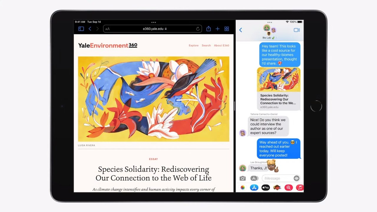The 10.2-inch iPad is the last one with this aging design