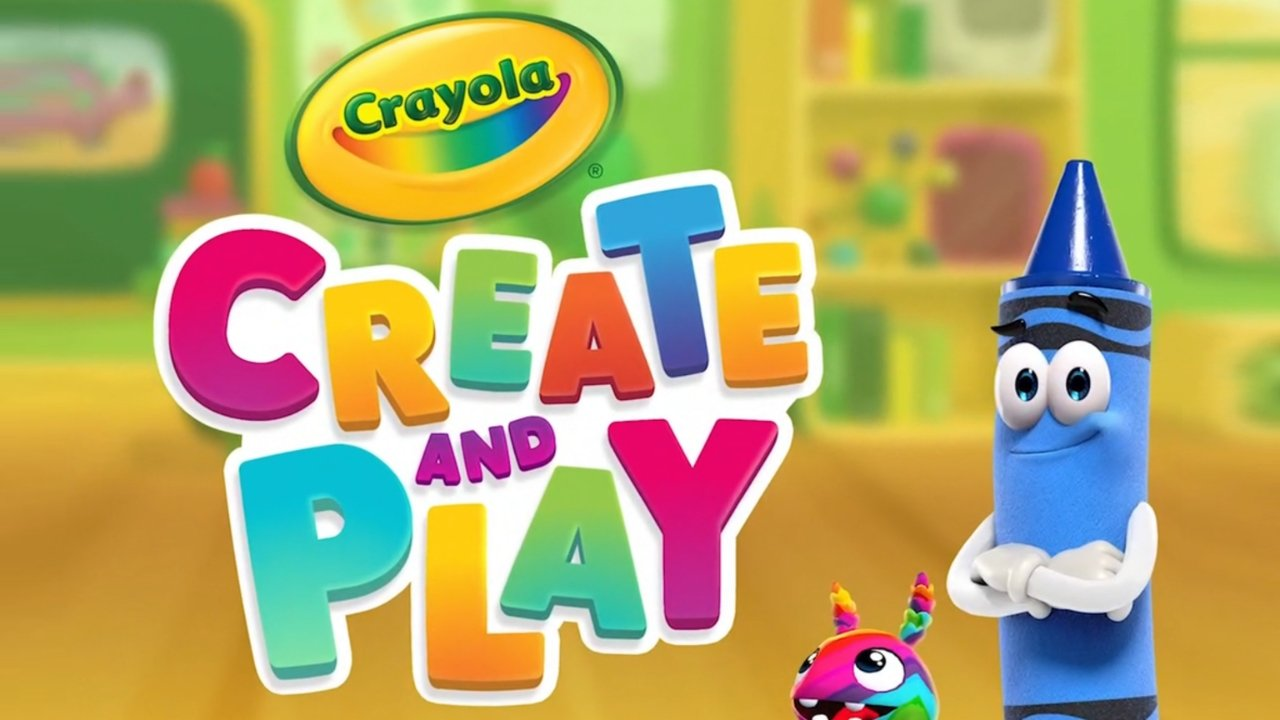 Crayola Create and Play+