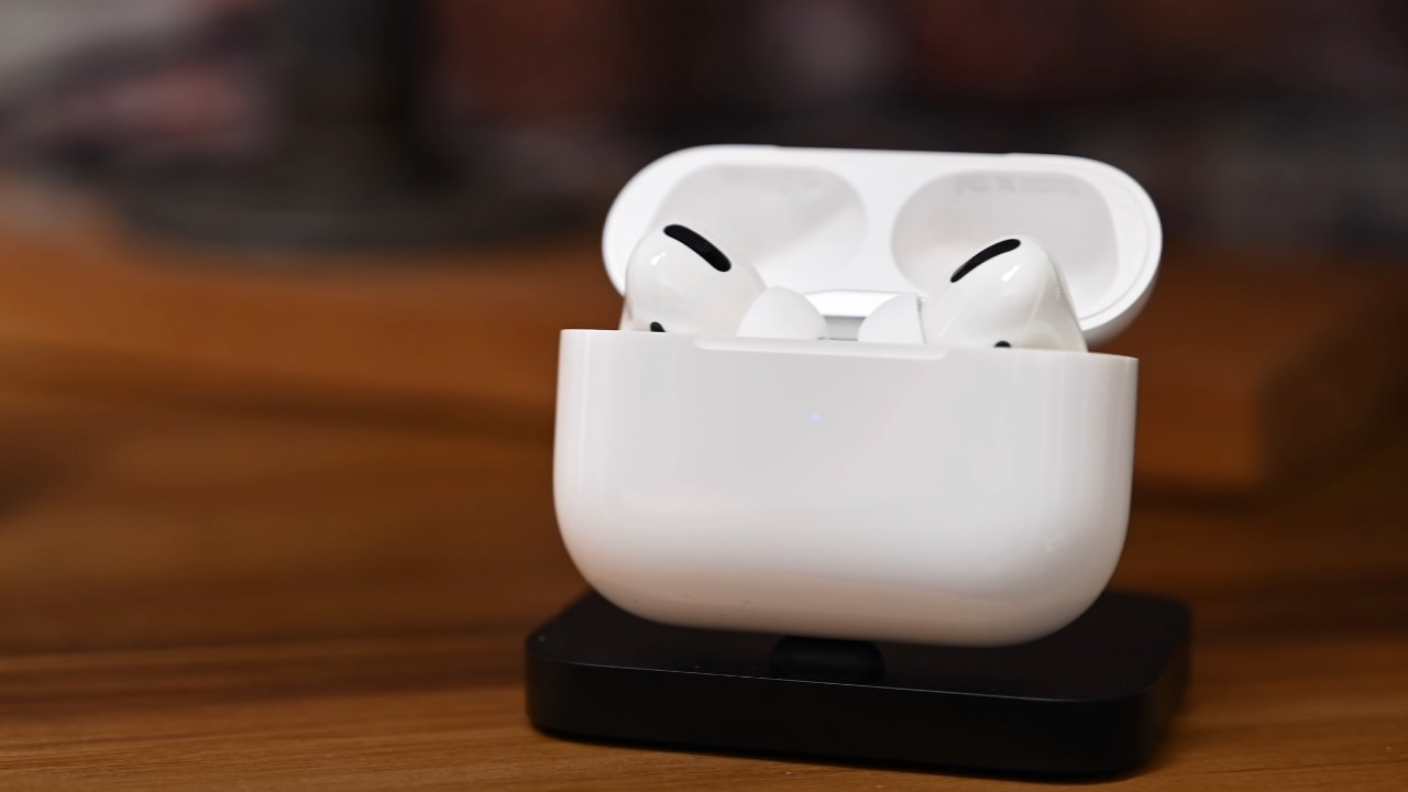 Apple introduced a new design and more 'pro' features for the AirPods Pro