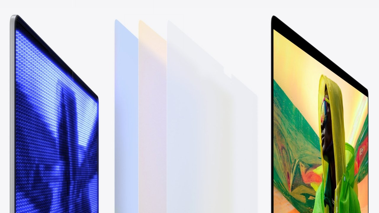 A 4mm display with 120Hz ProMotion, 1,600 nits HDR, and mini-LED backlighting