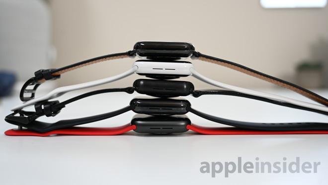 Multiple case materials