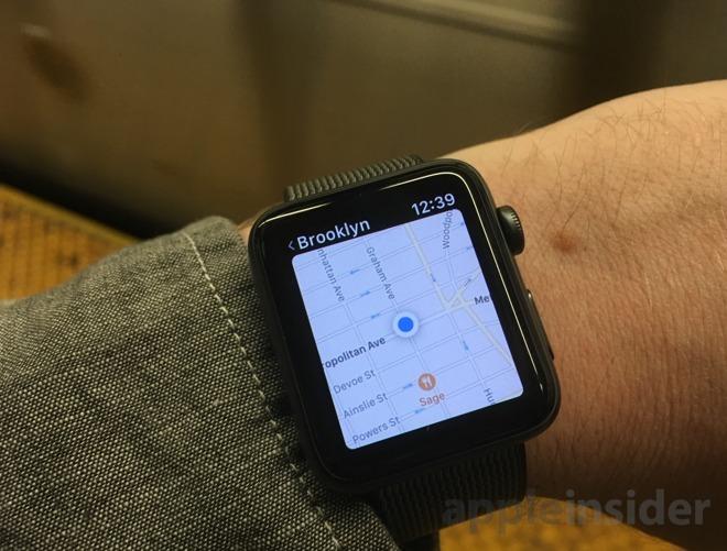 GPS is now standard