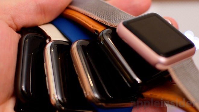 The Apple Watch is the industry leading wearable by Apple.