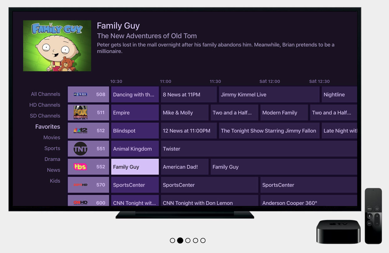 Channels streaming app updated to version 2 0, brings integrated